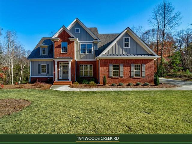 194 Woods Creek Road, Jefferson, GA 30549 (MLS #6107132) :: North Atlanta Home Team