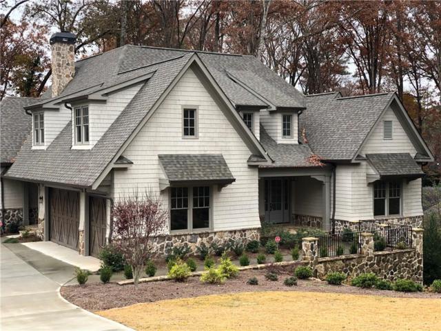 488 Twin Springs Road NW, Atlanta, GA 30327 (MLS #6107166) :: RCM Brokers