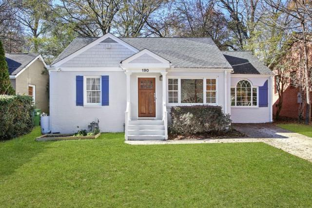 190 Rockyford Road NE, Atlanta, GA 30317 (MLS #6107205) :: Hollingsworth & Company Real Estate