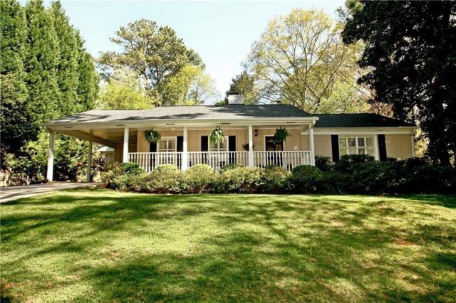 420 Brookfield Drive, Sandy Springs, GA 30342 (MLS #6107258) :: North Atlanta Home Team