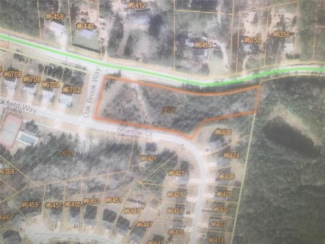 6420 Shadow Court, Douglasville, GA 30134 (MLS #6107305) :: Hollingsworth & Company Real Estate