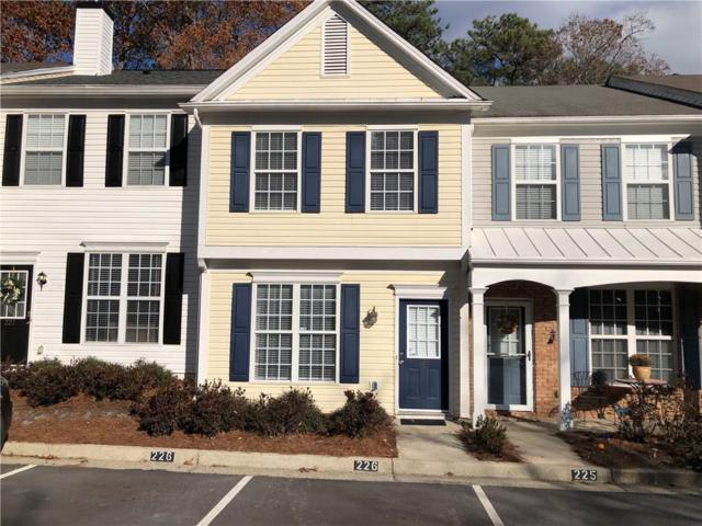 226 Buckland Drive, Alpharetta, GA 30022 (MLS #6107329) :: North Atlanta Home Team