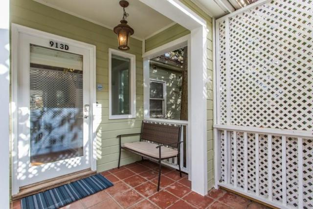 913 N Highland Avenue NE #913, Atlanta, GA 30306 (MLS #6107383) :: The Zac Team @ RE/MAX Metro Atlanta