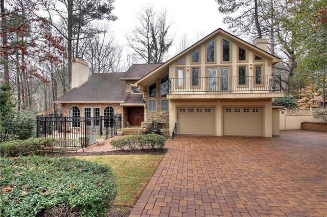 4701 Misty Lake Court NE, Kennesaw, GA 30144 (MLS #6107429) :: North Atlanta Home Team