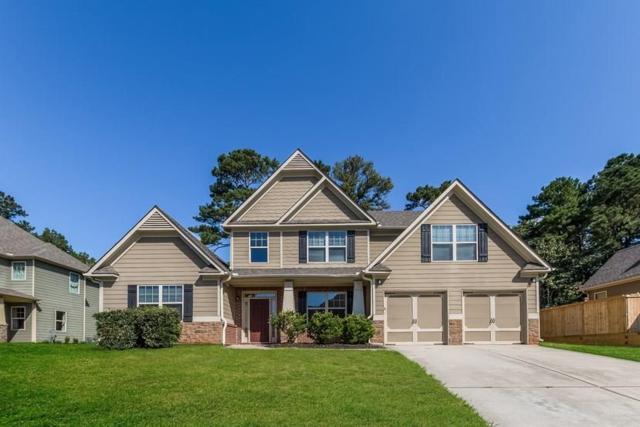 2244 Glenn Valley Drive SW, Marietta, GA 30064 (MLS #6107445) :: North Atlanta Home Team