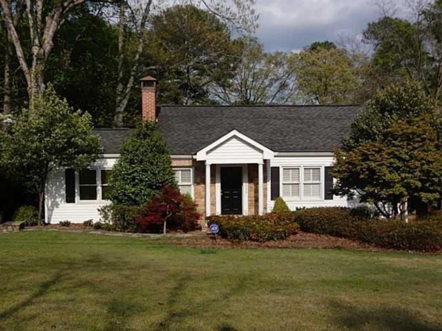 2933 Redding Road NE, Brookhaven, GA 30319 (MLS #6107533) :: Rock River Realty