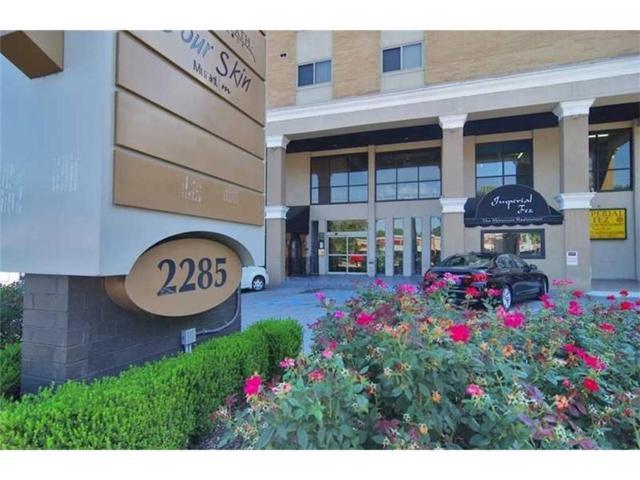 2285 Peachtree Road NE #1201, Atlanta, GA 30309 (MLS #6107539) :: The Zac Team @ RE/MAX Metro Atlanta