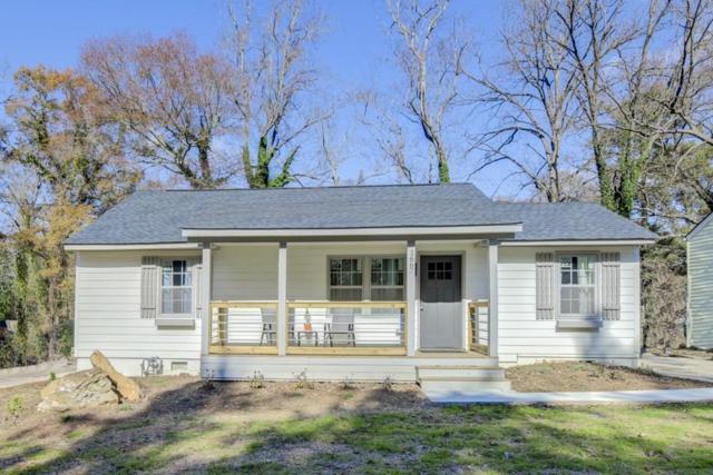 1667 North Avenue NW, Atlanta, GA 30318 (MLS #6107558) :: Good Living Real Estate