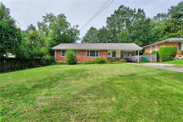 1238 Lindenwood Lane NE, Brookhaven, GA 30319 (MLS #6107579) :: RCM Brokers