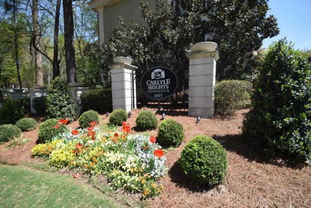 1445 Monroe Drive NE E24, Atlanta, GA 30324 (MLS #6107614) :: North Atlanta Home Team