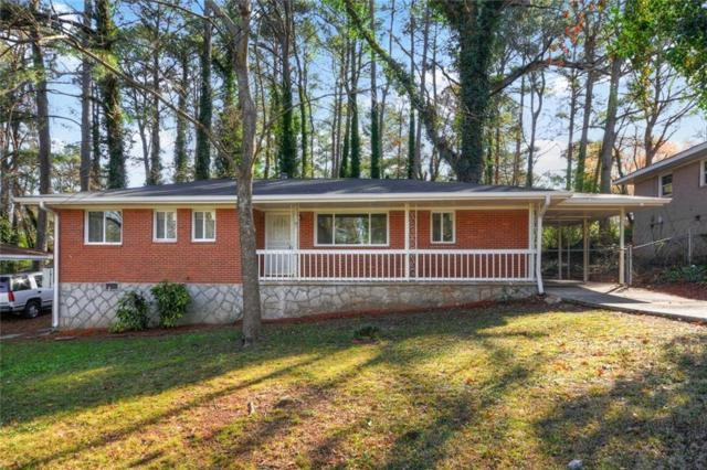 1380 Margarette Drive, Decatur, GA 30035 (MLS #6107725) :: North Atlanta Home Team