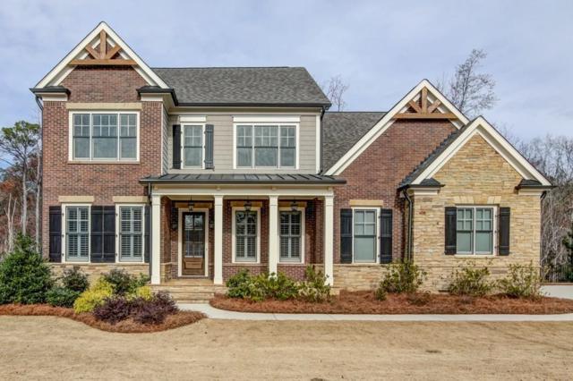 3859 Cochran Lake Road, Marietta, GA 30062 (MLS #6107762) :: North Atlanta Home Team