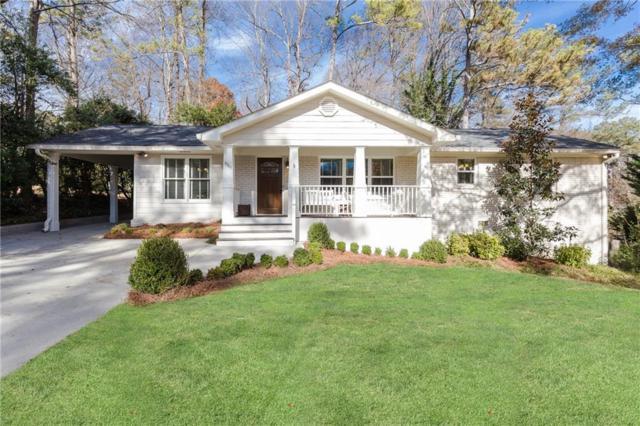 3565 Hickory Circle SE, Smyrna, GA 30080 (MLS #6107814) :: North Atlanta Home Team