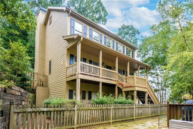 1155 Davis Place NW D, Atlanta, GA 30318 (MLS #6107865) :: Good Living Real Estate