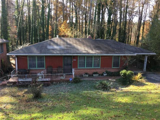 2684 Loghaven Drive NW, Atlanta, GA 30318 (MLS #6107936) :: Good Living Real Estate