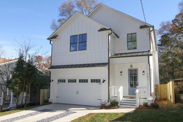 287 3RD Avenue, Avondale Estates, GA 30002 (MLS #6107941) :: North Atlanta Home Team
