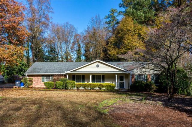 144 Chaseland Road, Atlanta, GA 30328 (MLS #6108044) :: North Atlanta Home Team