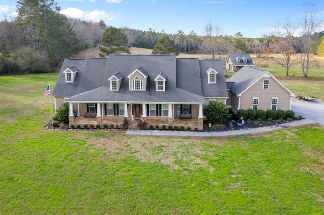 460 Iron Hill Road, Taylorsville, GA 30178 (MLS #6108082) :: Ashton Taylor Realty