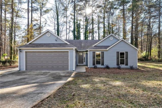 3389 Tia Trace NW, Kennesaw, GA 30152 (MLS #6108089) :: Kennesaw Life Real Estate