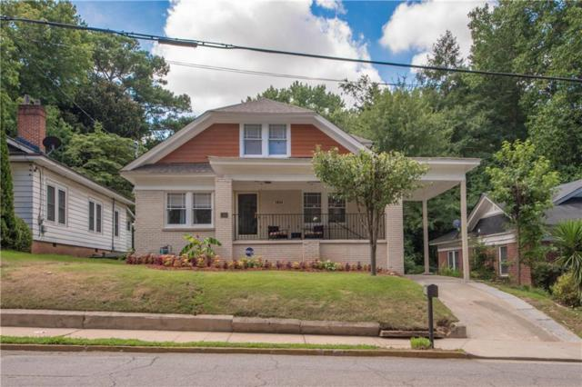 1854 Lyle Avenue, College Park, GA 30337 (MLS #6108097) :: North Atlanta Home Team