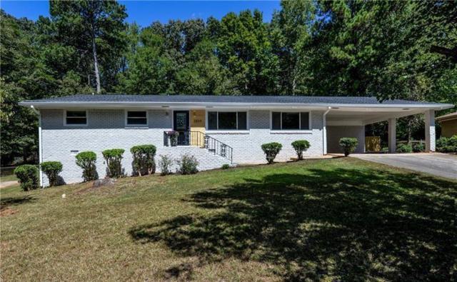 3864 Leisure Woods Drive, Decatur, GA 30034 (MLS #6108182) :: North Atlanta Home Team