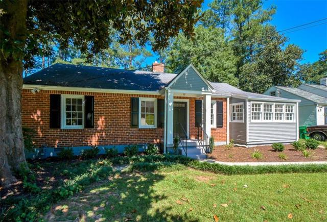 1912 Westminster Way, Atlanta, GA 30307 (MLS #6108188) :: North Atlanta Home Team