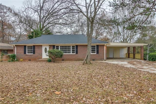 3657 Fred Walker Drive SW, Smyrna, GA 30082 (MLS #6108215) :: North Atlanta Home Team