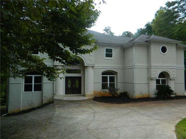 2838 SW Heather Row Ridge SW, Lilburn, GA 30047 (MLS #6108222) :: North Atlanta Home Team