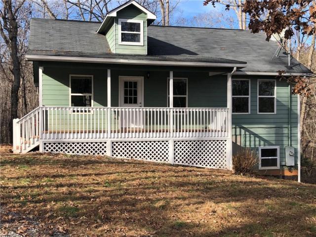 295 Old Lapping Road, Dawsonville, GA 30534 (MLS #6108241) :: North Atlanta Home Team