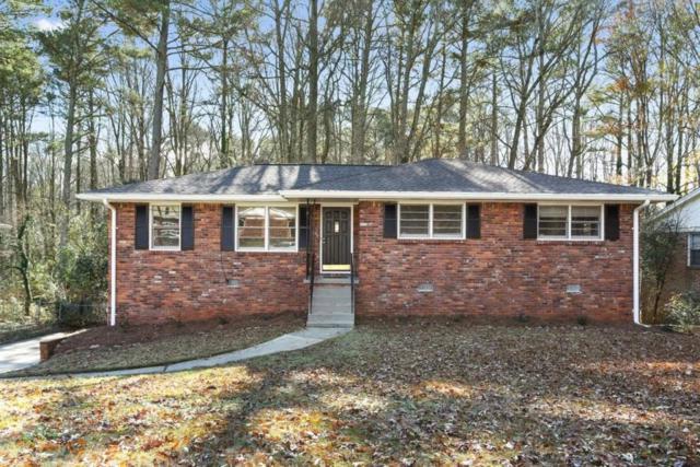 4135 Hideaway Drive, Tucker, GA 30084 (MLS #6108315) :: North Atlanta Home Team