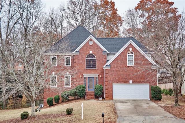 1054 Slash Pine Way, Lawrenceville, GA 30043 (MLS #6108352) :: Team Schultz Properties