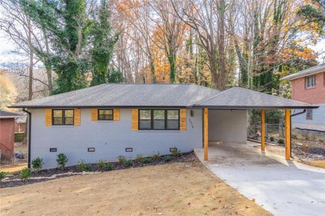 2078 Montrose Drive, East Point, GA 30344 (MLS #6108536) :: North Atlanta Home Team