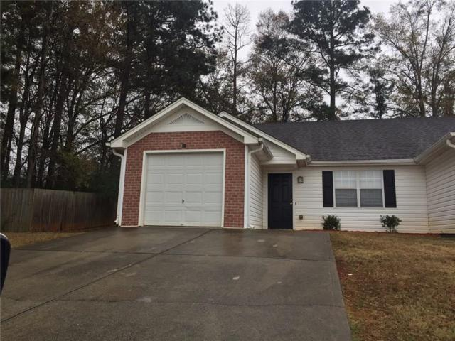 209 E Wilson #93, Villa Rica, GA 30180 (MLS #6108566) :: The Cowan Connection Team