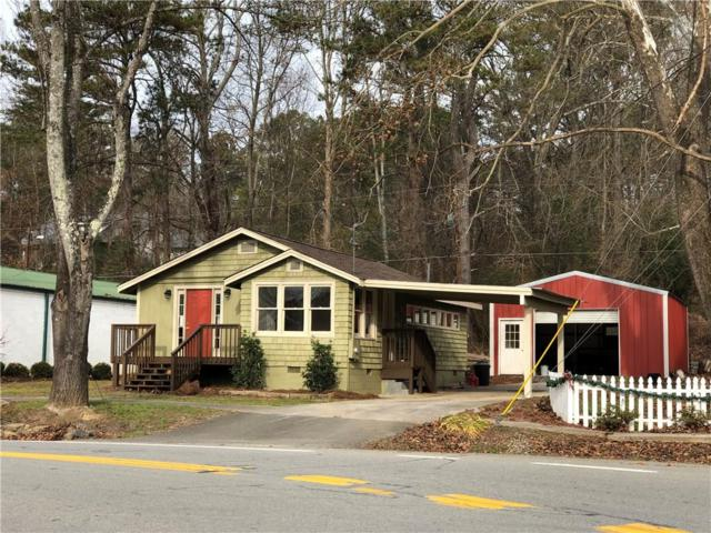 4679 Highway 136 West W, Talking Rock, GA 30175 (MLS #6108591) :: Path & Post Real Estate