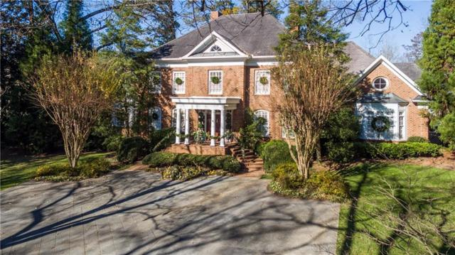 1063 W Paces Ferry Road NW, Atlanta, GA 30327 (MLS #6108637) :: Kennesaw Life Real Estate