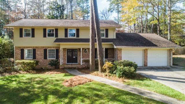 4462 E Kings Point Circle, Dunwoody, GA 30338 (MLS #6108892) :: North Atlanta Home Team