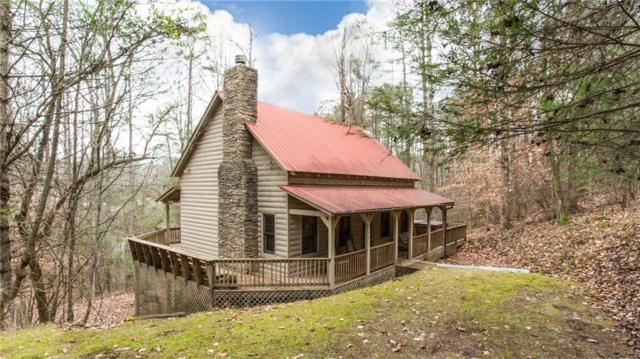 166 Stegall Mill Trail, Ellijay, GA 30536 (MLS #6108928) :: The Cowan Connection Team