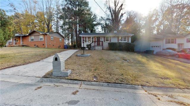 4040 Princeton Place SW, Atlanta, GA 30331 (MLS #6109047) :: Hollingsworth & Company Real Estate