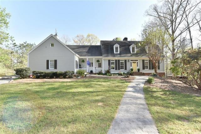 13665 New Providence Road, Milton, GA 30004 (MLS #6109102) :: The North Georgia Group