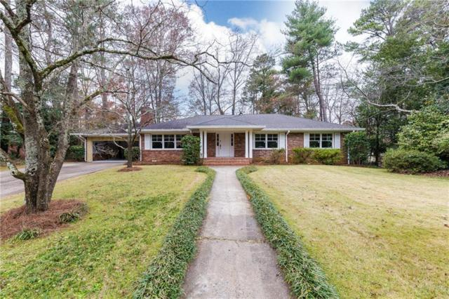 4246 Mcclatchey Circle NE, Atlanta, GA 30342 (MLS #6109260) :: Dillard and Company Realty Group