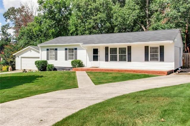 1761 Mackinaw Place SE, Smyrna, GA 30080 (MLS #6109295) :: Dillard and Company Realty Group