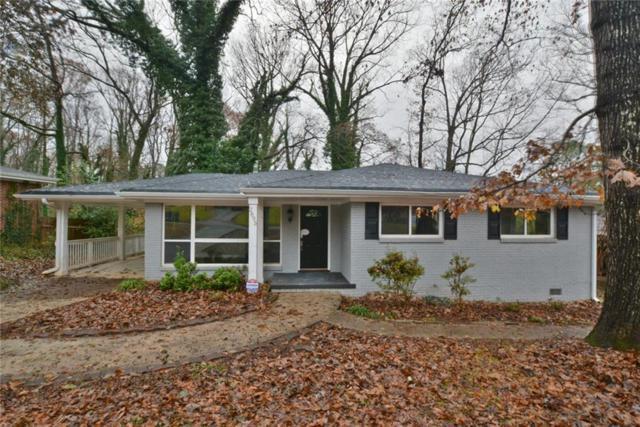 2895 Santa Barbara Drive, Decatur, GA 30032 (MLS #6109383) :: Ashton Taylor Realty