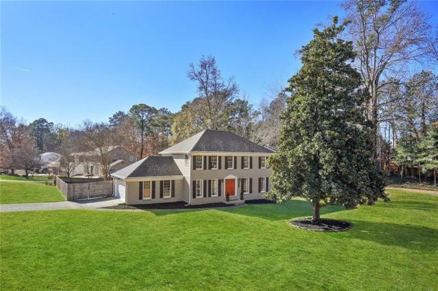 2870 Prince Howard Drive, Marietta, GA 30062 (MLS #6109424) :: The Cowan Connection Team