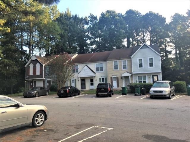 549 Prince Of Wales, Stone Mountain, GA 30083 (MLS #6109470) :: The Cowan Connection Team