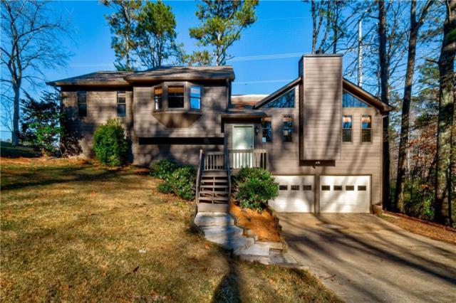 5491 Deerfield Place NW, Kennesaw, GA 30144 (MLS #6109475) :: North Atlanta Home Team