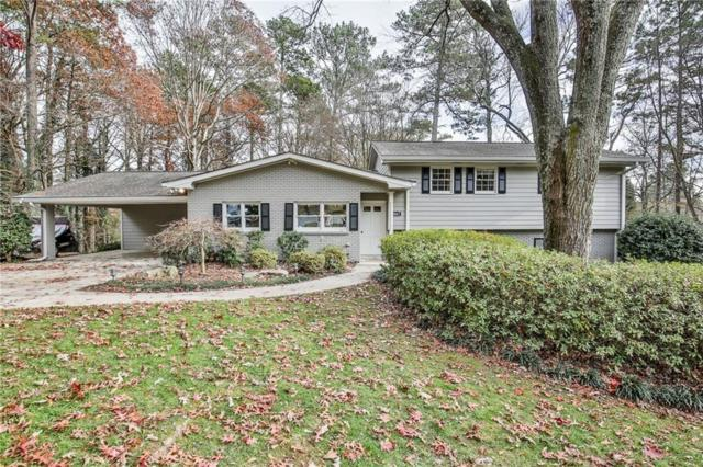 3867 Rains Court NE, Brookhaven, GA 30319 (MLS #6109500) :: The Zac Team @ RE/MAX Metro Atlanta