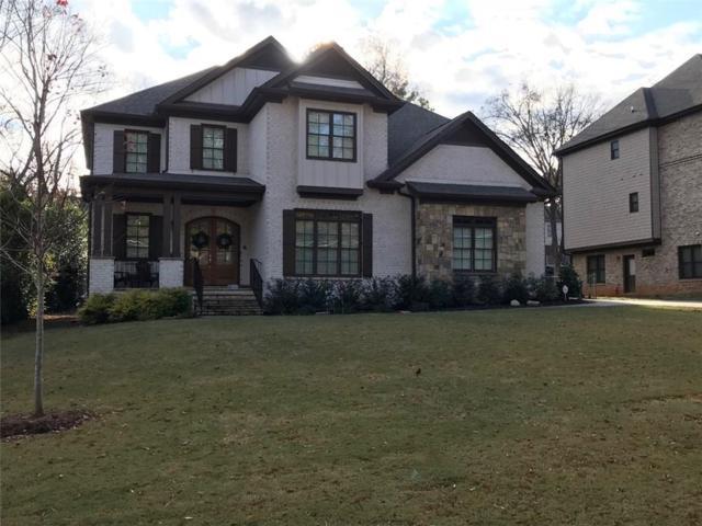 1661 Grove Park Court, Decatur, GA 30033 (MLS #6109502) :: Kennesaw Life Real Estate