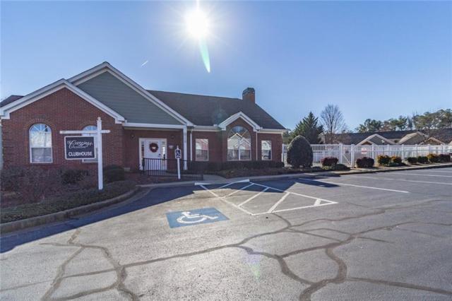 2224 Carefree Circle #5, Marietta, GA 30062 (MLS #6109512) :: North Atlanta Home Team