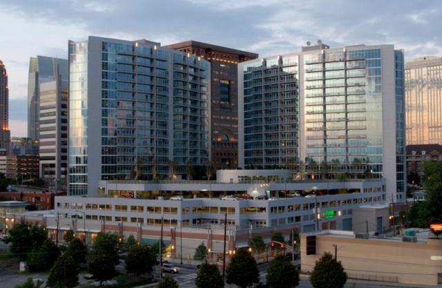950 W Peachtree Street NW #1605, Atlanta, GA 30309 (MLS #6109533) :: Dillard and Company Realty Group