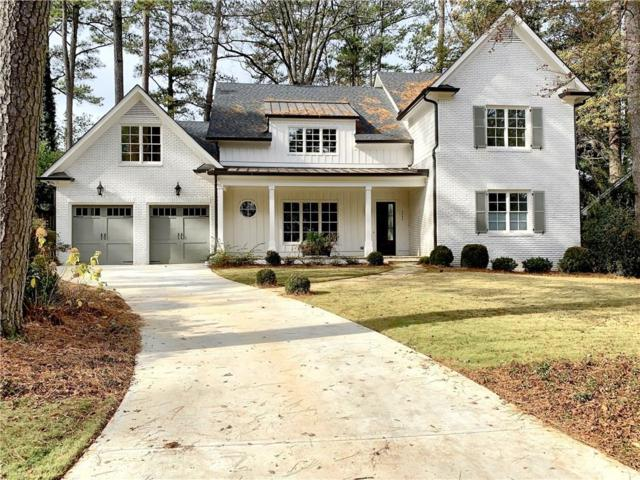 4540 Jolyn Place, Sandy Springs, GA 30342 (MLS #6109731) :: North Atlanta Home Team
